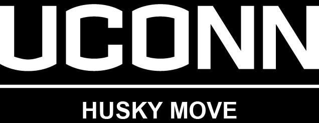 UConn Husky Move logo