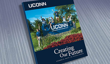 UConn Academic plan logo