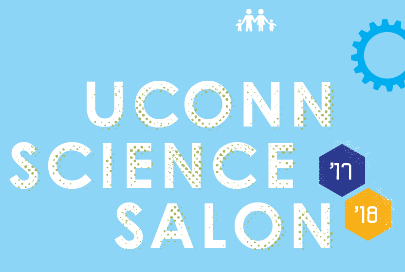 UConn Science Salon graphic