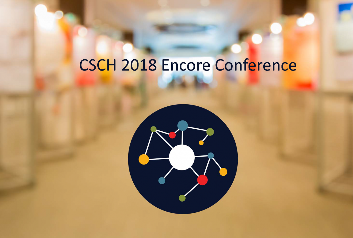 CSCH 2018 Encore Conference with nexus icon