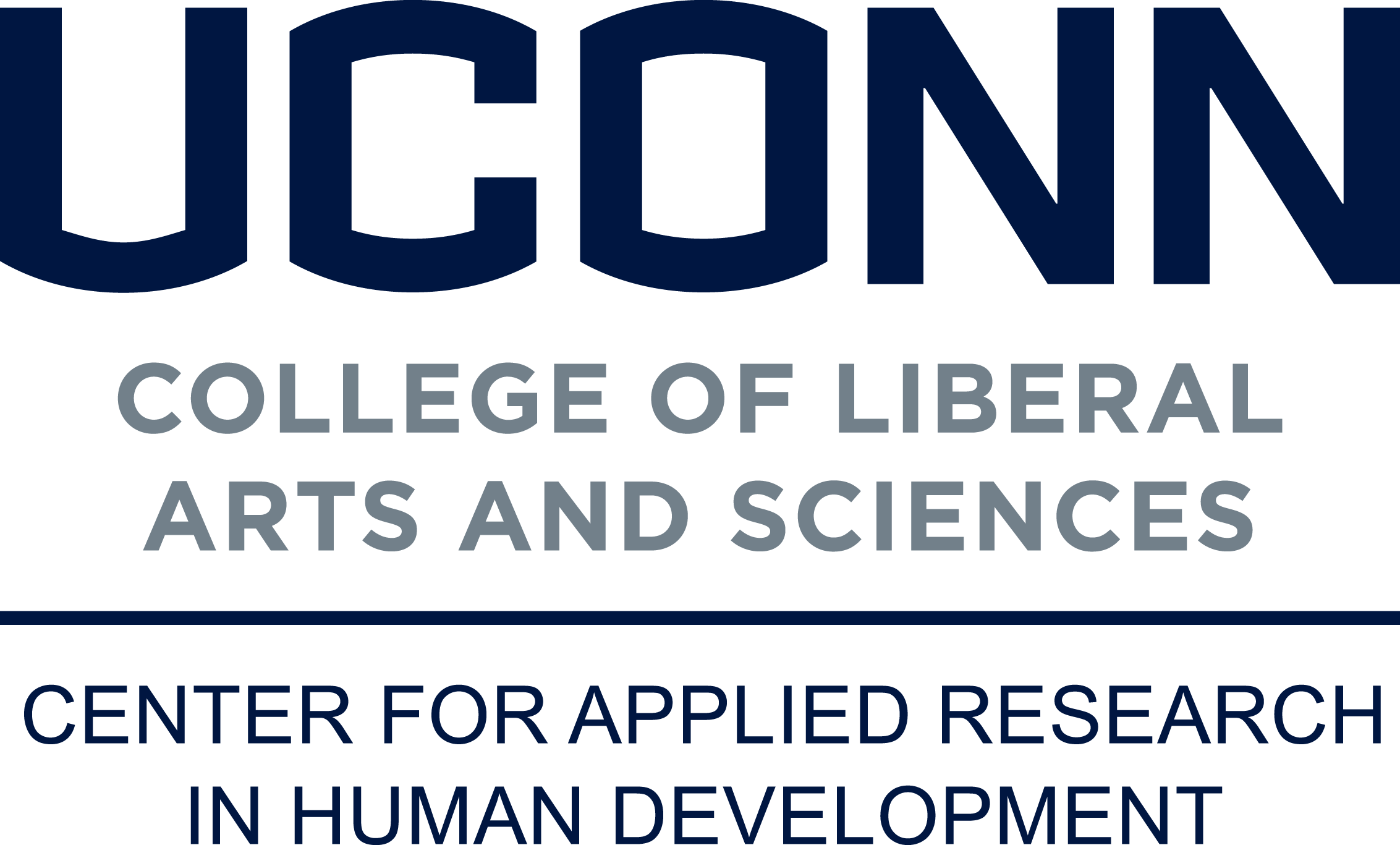 UConn Center for Applied Research in Human Development wordmark
